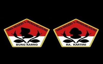 Ambalan Bung Karno dan RA. Kartini SMA N 1 Randublatung Gelar Kegiatan Penerimaan Tamu Ambalan (PTA) secara Daring